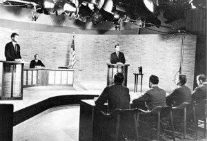 Kennedy - Nixon - 1960 debate